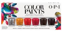 OPI Nail Polish Colour Paints Summer 2015 - MINI KIT - 6 X 3.75ml